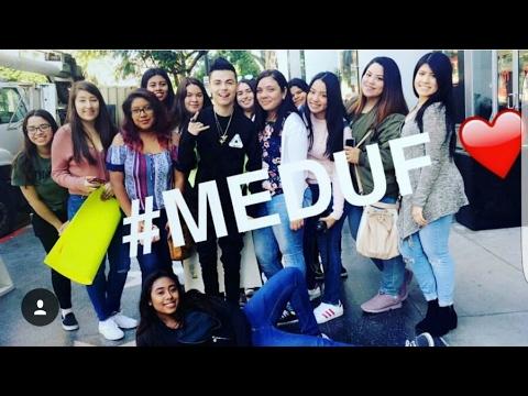 EXPERIENCIA EN LOS ANGELES #MEDUF FT. SEBASTIAN VILLALOBOS, MARIO RUIZ, RK, JUANPA ZURITA