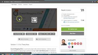 HOW TO CREATE A GUEST POST PAGE IN WORDPRESS