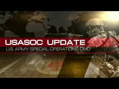 USASOC Update - 3rd SFG Valor Awards Ceremony