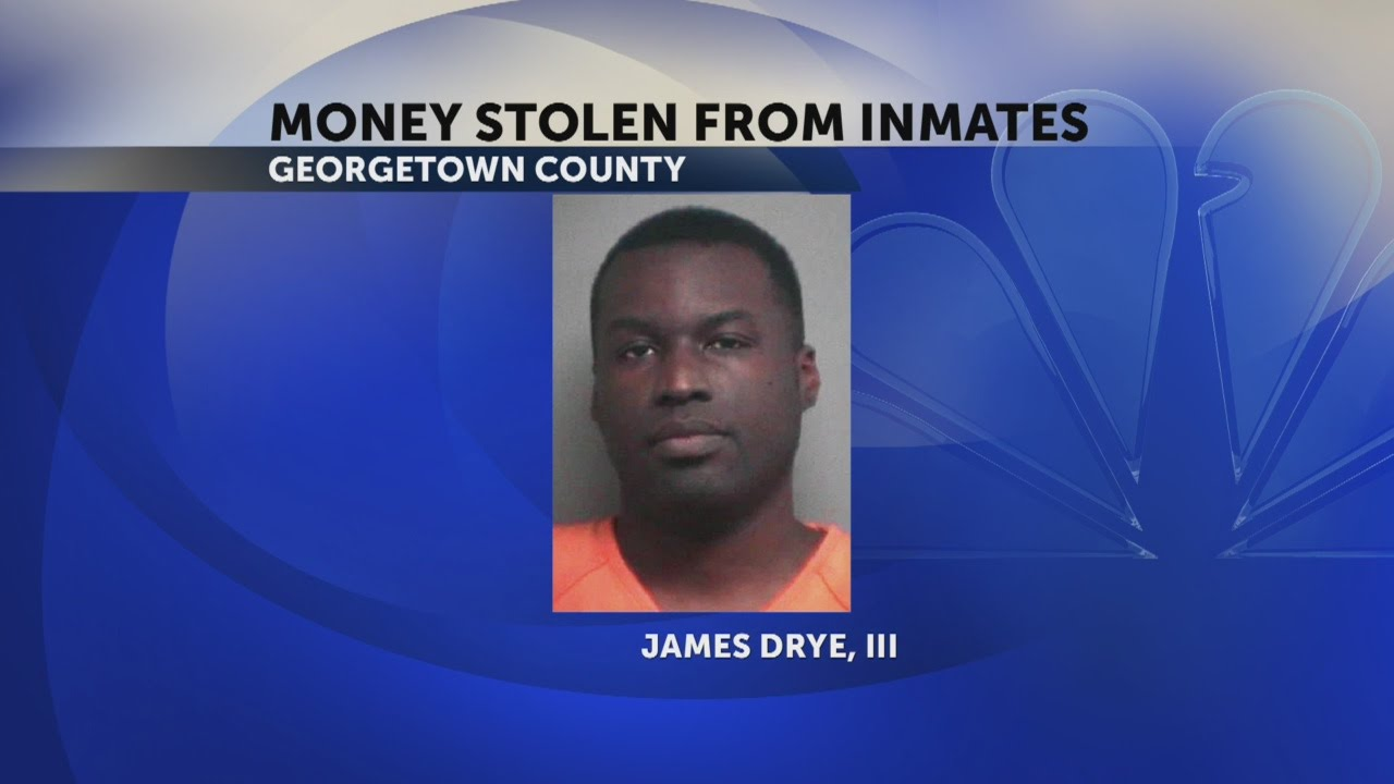 Georgetown County Detention Center Officer Arrested