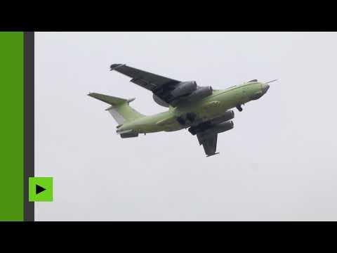Premier vol du «Radar volant» russe A-100