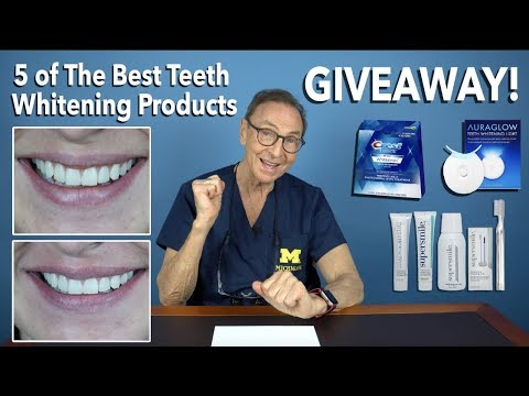 We Tried 5 Of The Best Teeth Whitening Products And We Re Giving