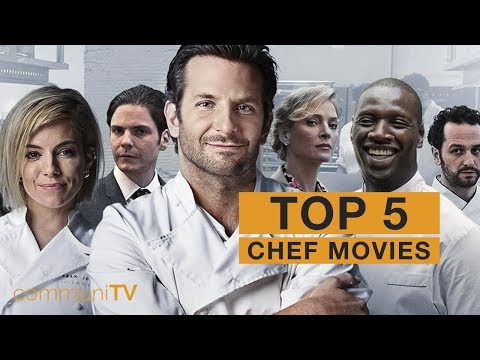 TOP 5: Chef Movies