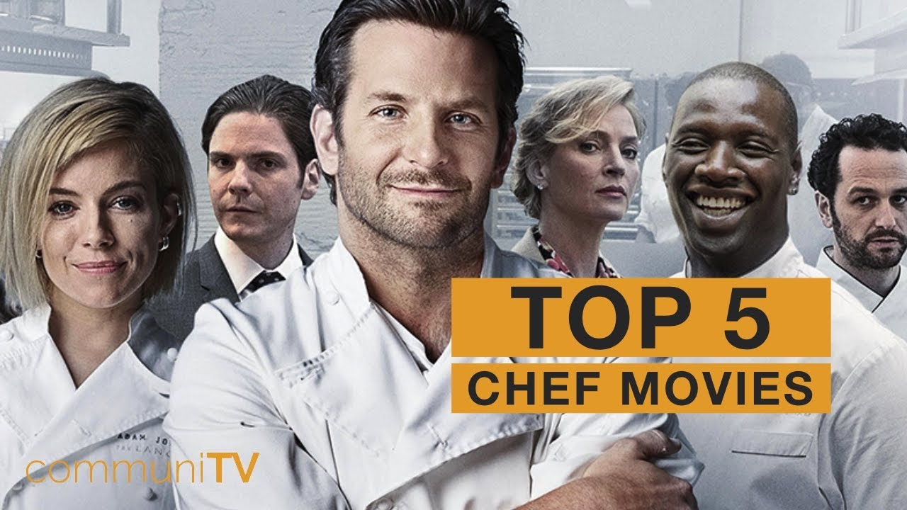 Download TOP 5: Chef Movies   Trailer