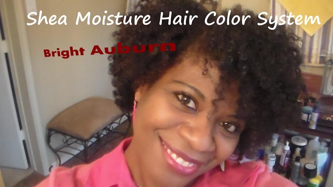 natural hair shea moisture