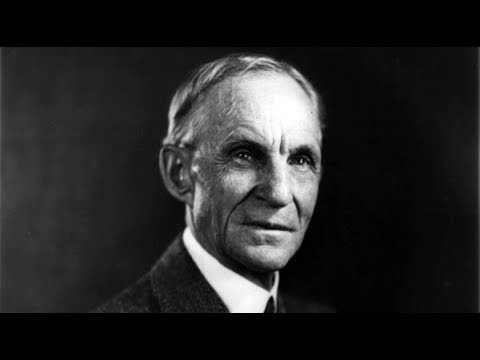 Henry Ford: An Automotive Pioneer