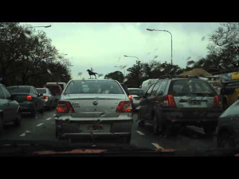 Manejando por Buenos Aires - Drive Buenos Aires