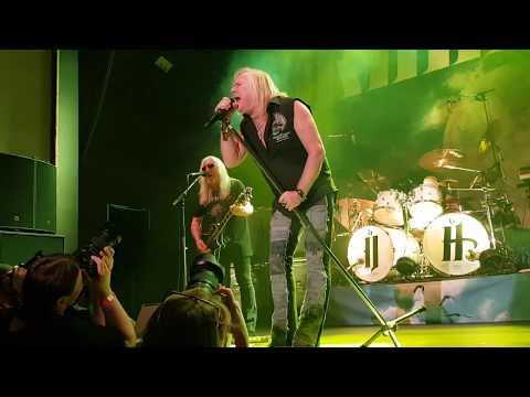 Uriah Heep - Living the Dream @ Tama, Poznań 2020 (HD 1080p)