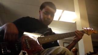Tye Tribbett - Stayed on You (Bass Cover)