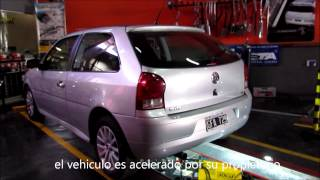 CañoSport - Volkswagen Gol Power 1.6 con medio escape silenPro + suspension deportiva