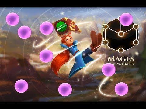 Mages of Mystralia | All purple soul bead...