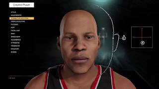 How to Make Sean Rooks for NBA 2K16/17