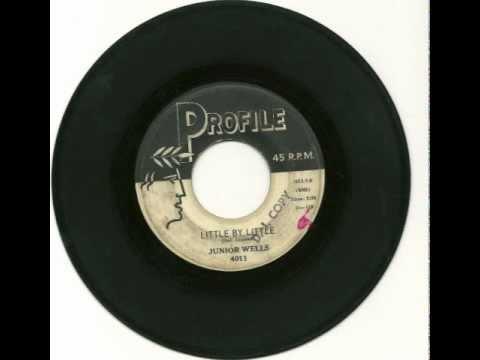 Junior Wells - Little By Little 1960
