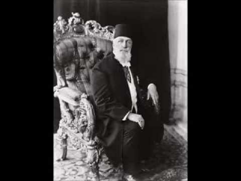 Abd 252 Lmecid Ii Last Caliph Of The Ottoman Empire Youtube