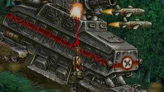 Metal Slug 6 One Life Game (Level-8, Marco)