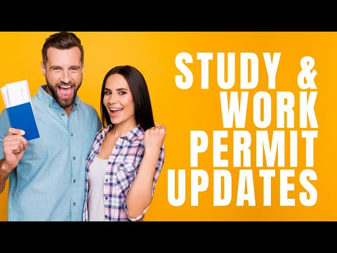LATEST CANADIAN WORK PERMIT AND STUDY PERMIT UPDATES | OCTOBER 2020