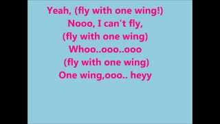 Jordin sparks one wing lyrics