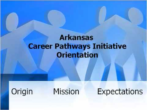 Career Pathways Orientation Arkansas Northeastern College