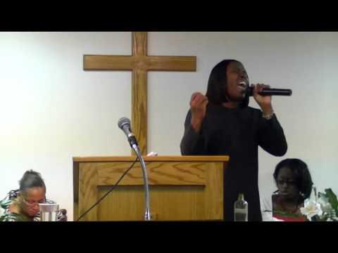 Prophetess Bradford Men