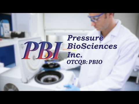 Pressure BioSciences: Game-Changing Tech for $6B Life Sciences Sample Prep Market