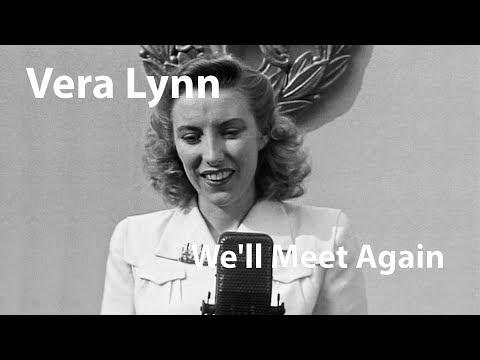 Vera Lynn - We'll Meet Again (1939)