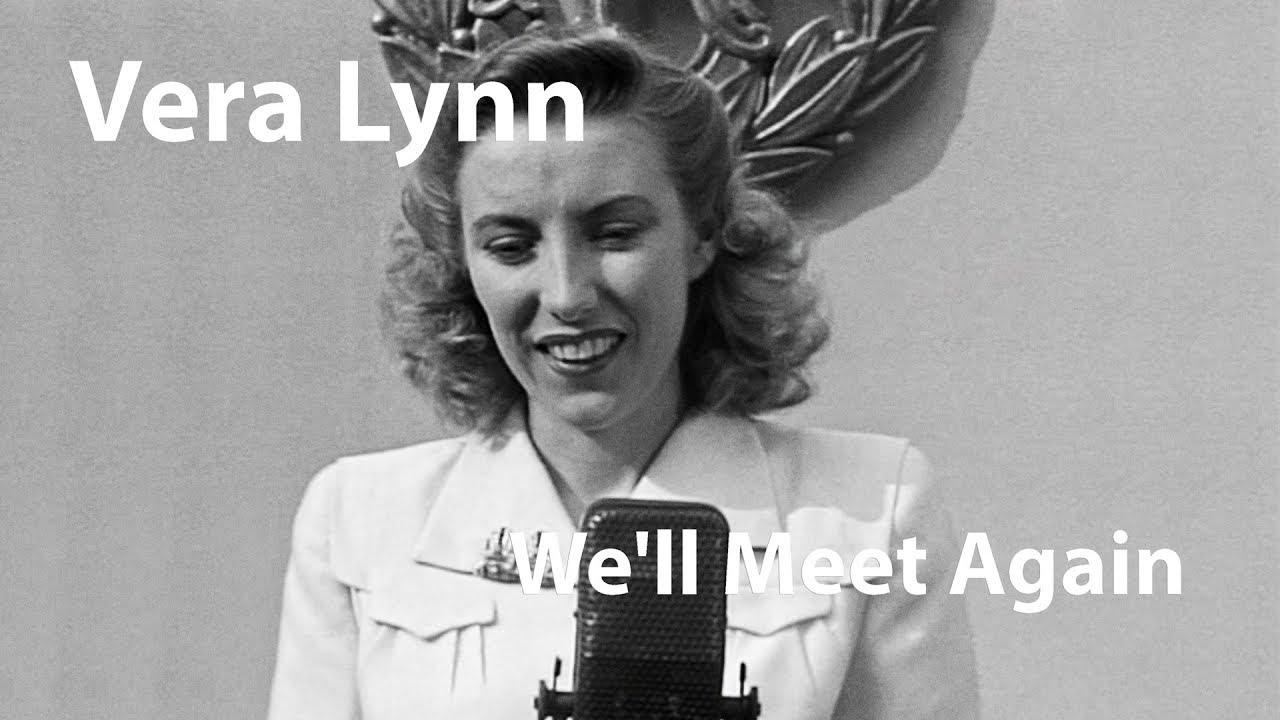 Vera Lynn DBE,  fue una popular vocalista británica, cuya carrera se desarrolló durante la Segunda Guerra Mundial, cuando fue apodada The Forces' Sweetheart  (El amor de las fuerzas armadas).1943