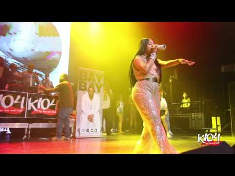 Trina LIVE in Dallas