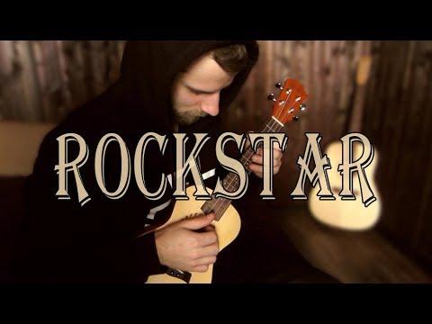 Post Malone - Rockstar (fingerstyle ukulele cover, tabs)