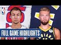 PISTONS at PACERS | FULL GAME HIGHLIGHTS | November 8, 2019