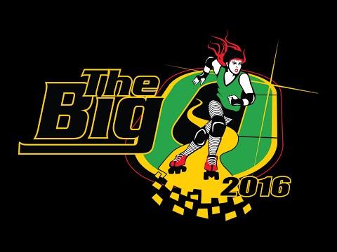 The Big O 2016: Rose City Axles of Annihilation vs. Texas Firing Squad [B Teams] (T3G1)