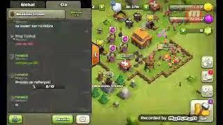 Clash of clans (sem som)