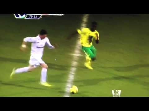 Gareth Bale Goal 01-30-13