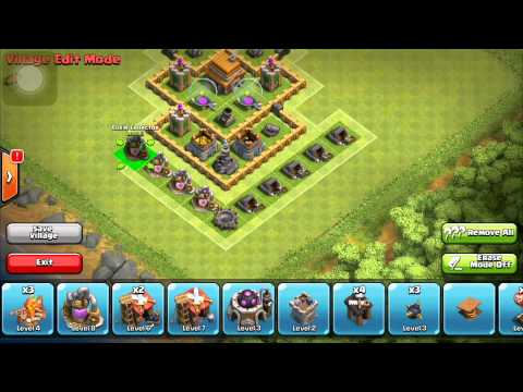 Clash of Clans: Town Hall 5 Defense Strategy