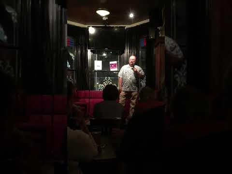 2018 Comedy Brawl - David Shoalts
