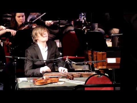 Lajkó Félix: Csárdás with Dohnányi Symphony Orchestra