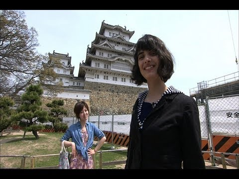 Japanese Castle[【The World heritage in Himeji, Japan】  姫路城