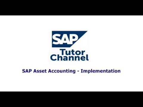 SAP Asset Accounting   Implementation