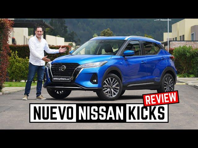 Nissan Kicks 2021 🔥 Más segura y tecnológica 🔥 Prueba - Reseña