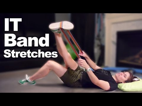 IT Band Stretches & Exercises - Ask Doctor Jo