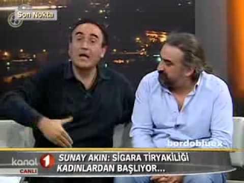 Sunay Akın Sigara Tarihi (Çok ilginç)!!!