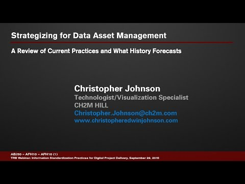 Strategizing for Data Asset Management