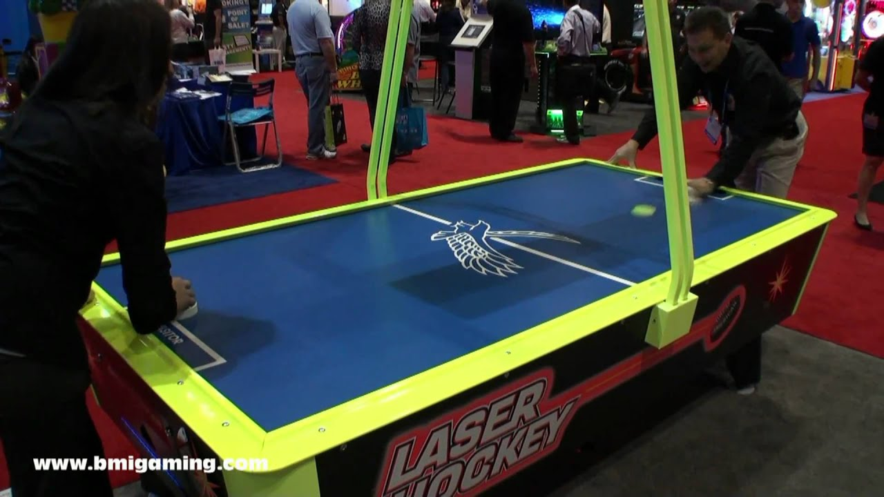 Great American Laser Hockey Commercial Air Hockey Table Bmigaming Com Great American