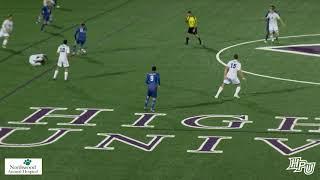 HPU Men's Soccer | vs Presbyterian College Oct. 16