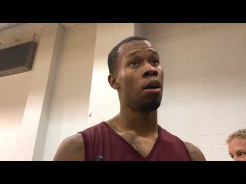 Rodney Hood is ready to play with idol LeBron James