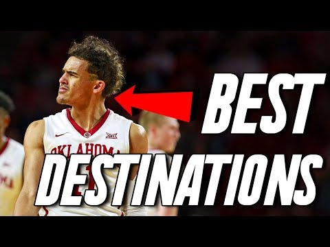 4 Teams that NEED Trae Young in the 2018 NBA Draft
