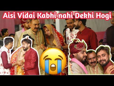 Part 11- Wedding Functions- Vidai -Amit Weds Nidhi