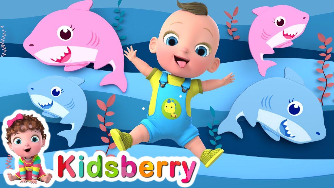 Baby Shark + All NEW Nursery Rhymes | ABC Songs | Baby Songs