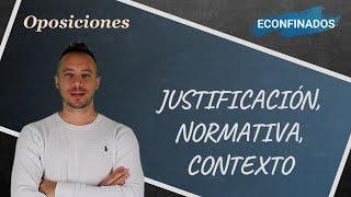 Programación Didáctica  Justificación, Normativa y Contexto