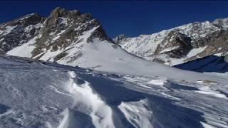 rando raquettes Pralognan la Vanoise- Col de la Vanoise