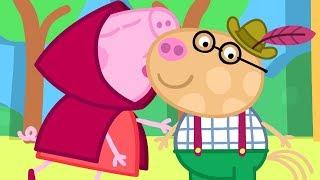 Peppa Pig Français | Peppa Pig bisous Pedro! | Dessin Animé Pour Enfant